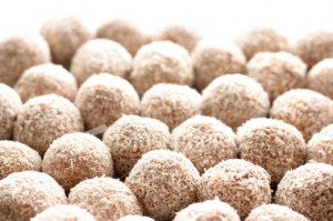Diabetic Dessert Recipes Coconut Almond Balls Diabetic